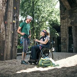 Trainer*in C Klettern f. Menschen m. Behinderungen