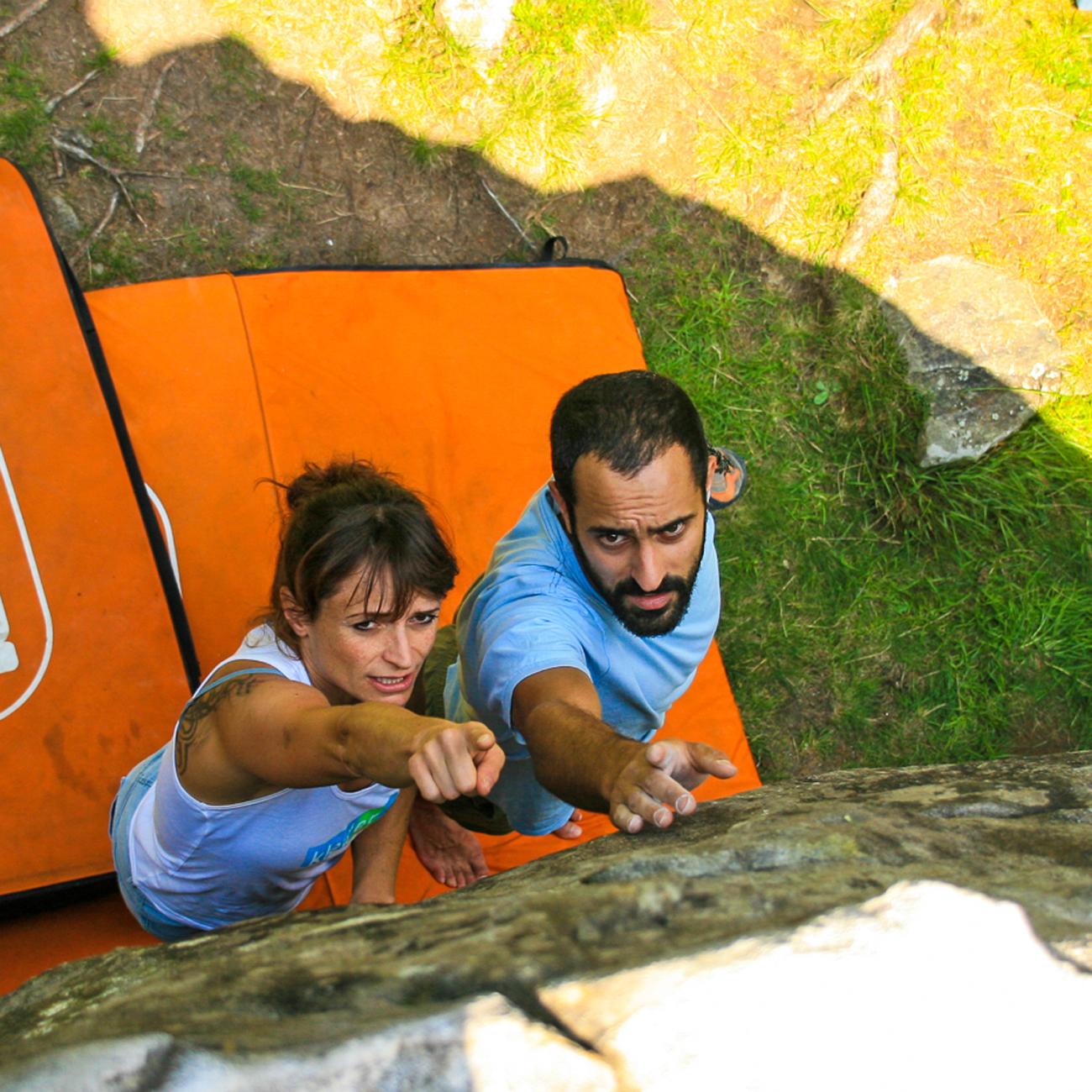 Zusatzqualifikation Bouldern Outdoor